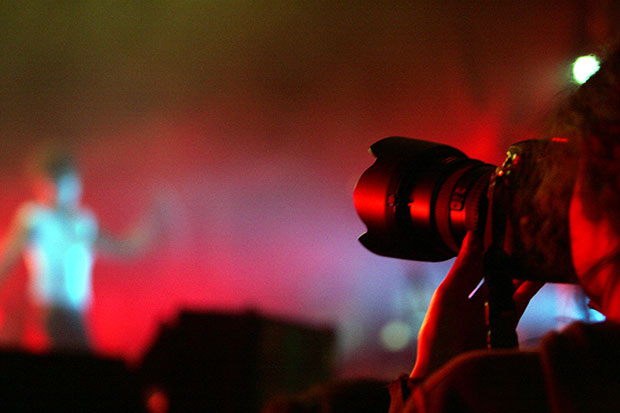 Live Concert Photography for Beginners