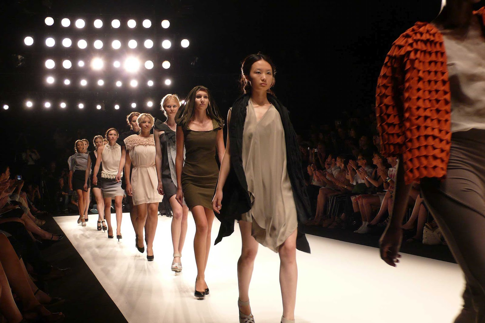 The Importance Of Fashion Show Lighting Shock Awe