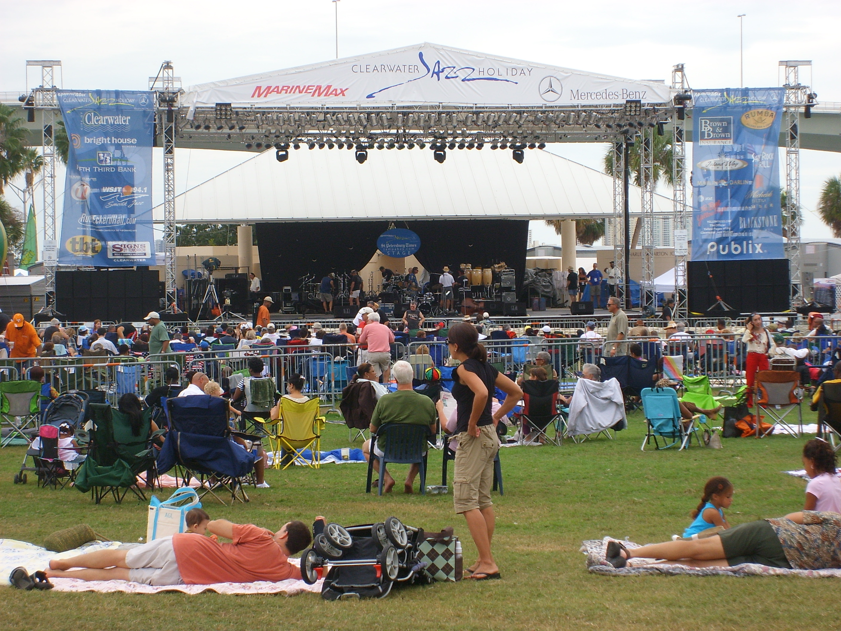 outdoor festival ideas and solutions