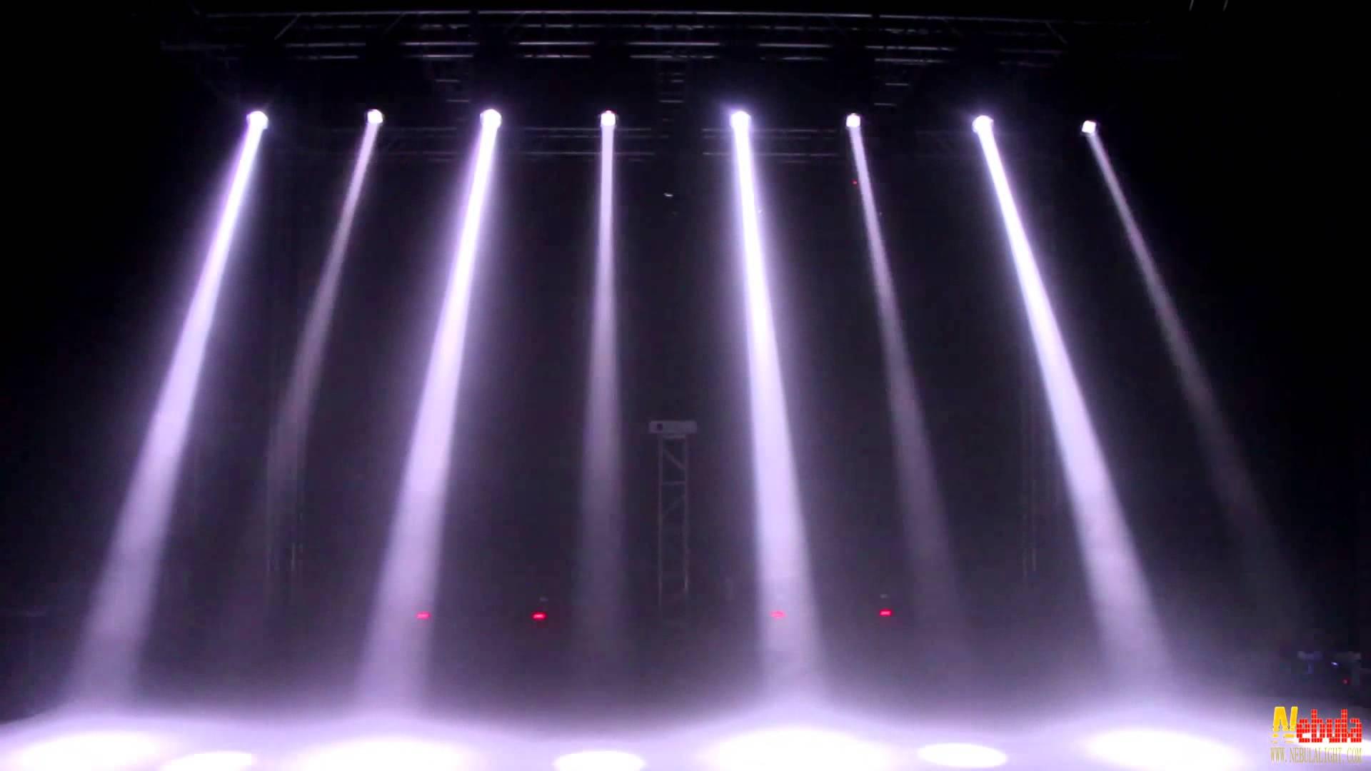 Stage Lighting Explained Shock Awe